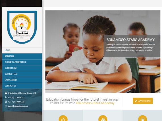 Bokamoso Stars Academy